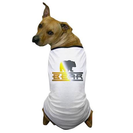 Bear Pride Bear Dog T-Shirt