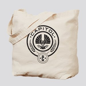 Vintage Hunger Games Capitol Tote Bag
