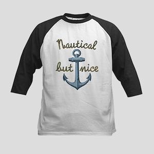 Nautical But Nice Baseball Jersey