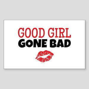 Good Girl Gone Bad Sticker