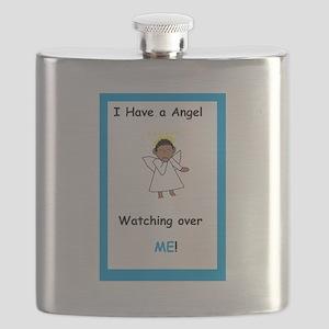 Boy Angel Flask