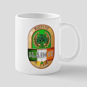 Maher's Irish Pub Mug