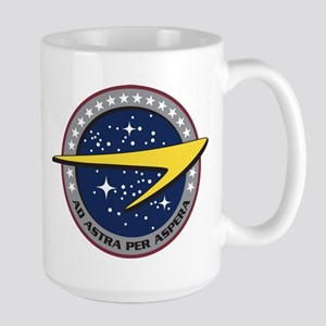 ENTERPRISE Starfleet 15 oz Ceramic Large Mug