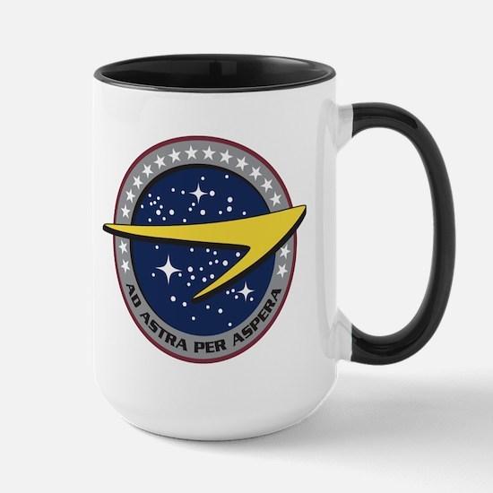 ENTERPRISE Starfleet Mug
