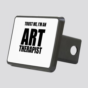 Trust Me, Im An Art Therapist Hitch Cover