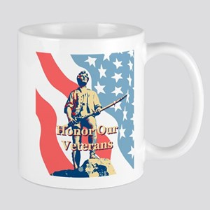 Honor Our Veterans Mug