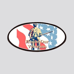 Honor Our Veterans Patches
