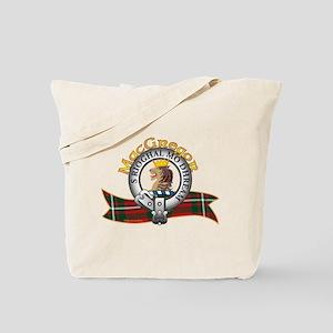 MacGregor Clan Tote Bag