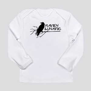 Raven Lunatic - Halloween Long Sleeve T-Shirt