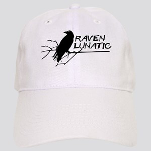 Raven Lunatic - Halloween Baseball Cap