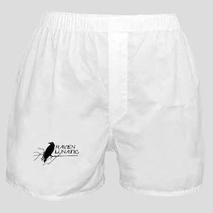 Raven Lunatic - Halloween Boxer Shorts