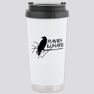 Raven Lunatic - Halloween Travel Mug