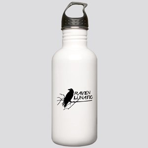 Raven Lunatic - Halloween Water Bottle