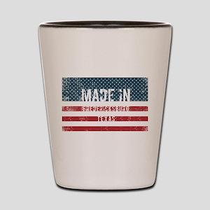 Made in Fredericksburg, Texas Shot Glass