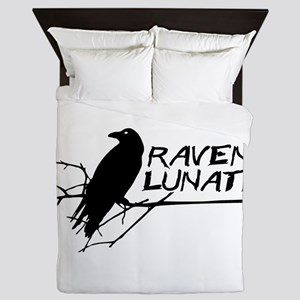 Raven Lunatic - Halloween Queen Duvet