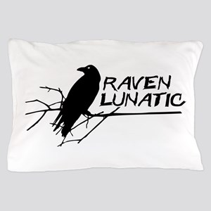 Raven Lunatic - Halloween Pillow Case