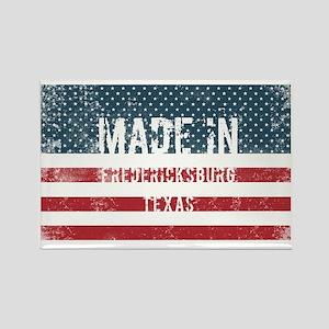 Made in Fredericksburg, Texas Magnets