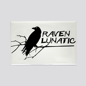 Raven Lunatic - Halloween Magnets