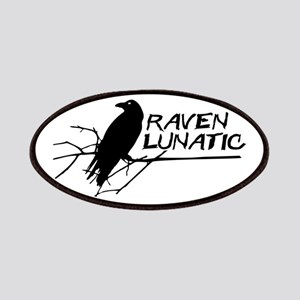 Raven Lunatic - Halloween Patches