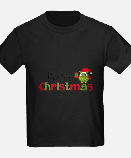 Our 1st Christmas Owl T