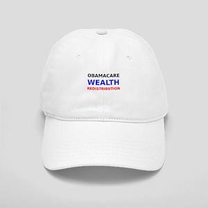 Obamacare Wealth Redistribution Baseball Cap