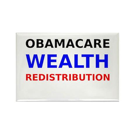 Obamacare Wealth Redistribution Magnets