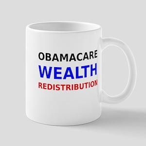 Obamacare Wealth Redistribution Mugs