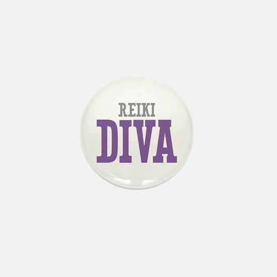 Reiki DIVA Mini Button