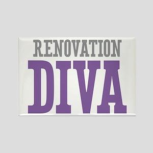 Renovation DIVA Rectangle Magnet