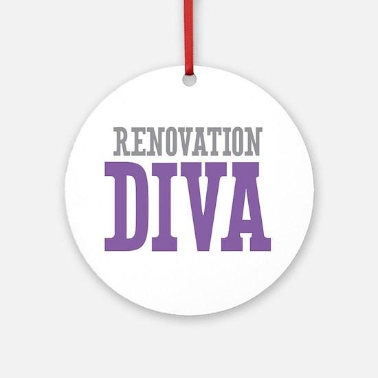 Renovation DIVA Ornament (Round)