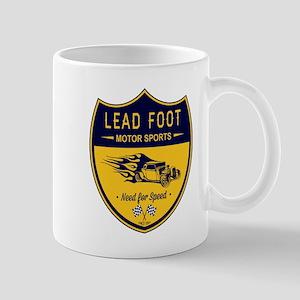 Lead Foot Hot Rod Mug