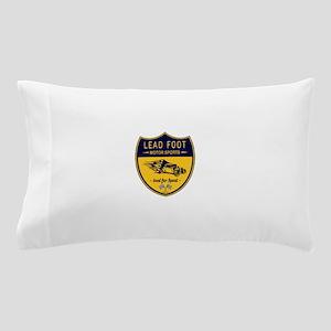 Lead Foot Hot Rod Pillow Case