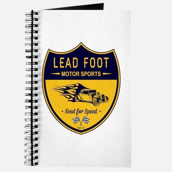 Lead Foot Hot Rod Journal