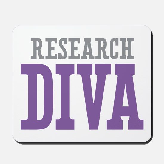 Research DIVA Mousepad