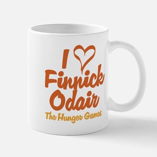 I Heart Finnick Mugs