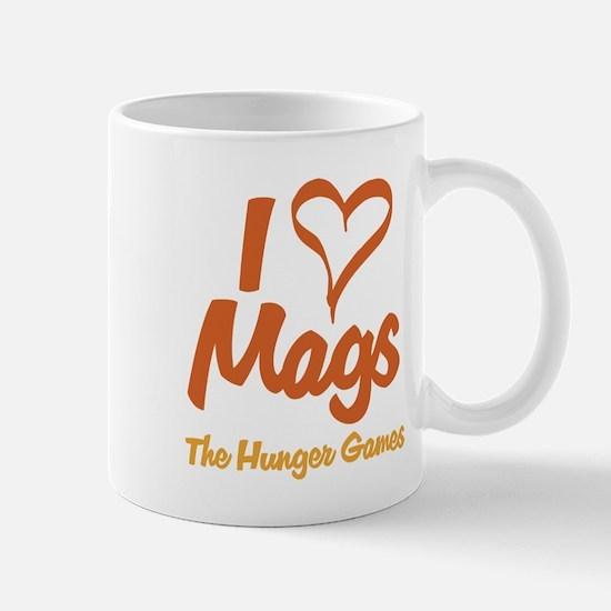 I Heart Mags Mugs