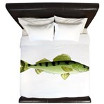 Zander pike perch King Duvet