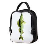 Zander Pike Perch C Neoprene Lunch Bag