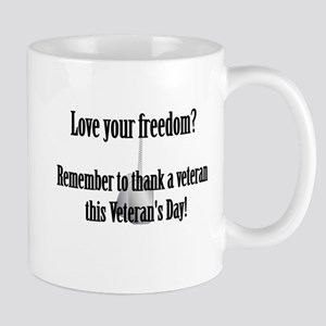 Love your Freedom? Mugs