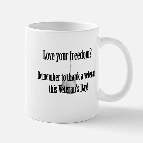 Love your Freedom? Mugs