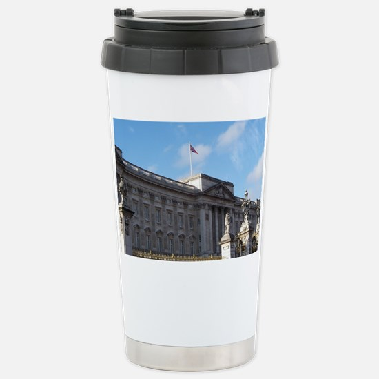 Buckingham Palace Stainless Steel Travel Mug
