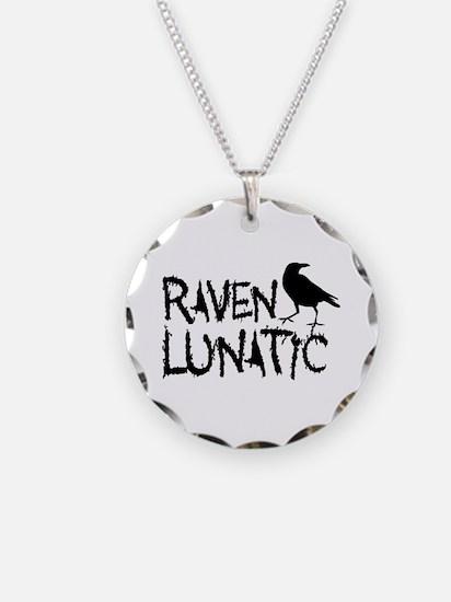 Raven Lunatic - Halloween Necklace