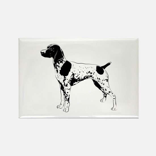 German Shorthaired Pointer Magnets
