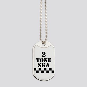 2 Tone Ska Dog Tags