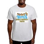 Space Monkey Mafia Ash Grey T-Shirt
