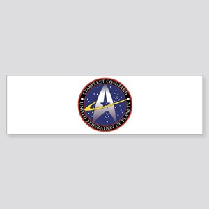 STAR TREK SFC-UFP Sticker (Bumper)