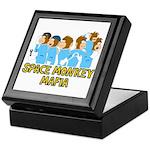 Space Monkey Mafia Keepsake Box