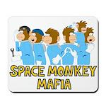 Space Monkey Mafia Mousepad