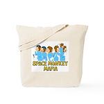 Space Monkey Mafia Tote Bag