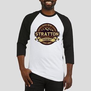 Stratton Sepia Baseball Jersey